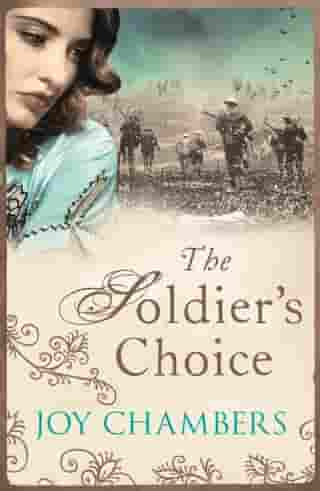 The Soldier's Choice: A poignant World War I novella by Joy Chambers