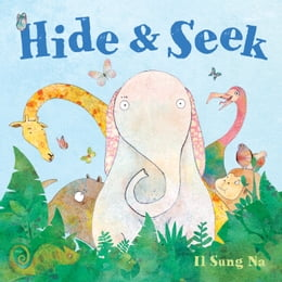 Book Hide & Seek by Il Sung Na