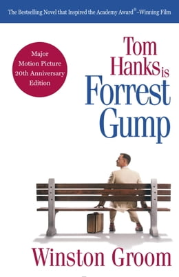 Book Forrest Gump by Winston Groom