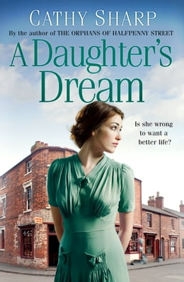 Book A Daughter's Dream by Cathy Sharp