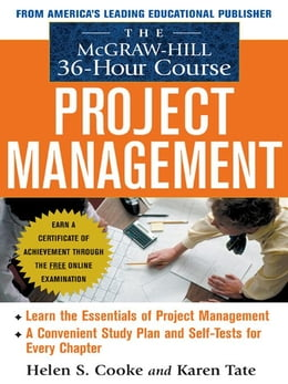 Book The McGraw-Hill 36-Hour Project Management Course by Cooke, Helen S.