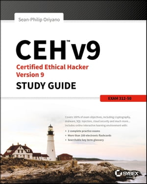 CEH v9 Certified Ethical Hacker Version 9 Study Guide