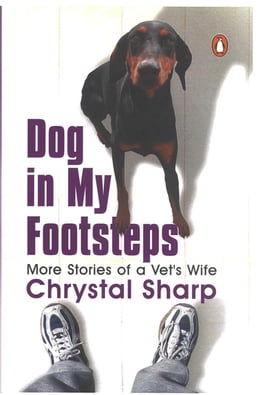 Book Dog in my Footsteps by Chrystal Sharp
