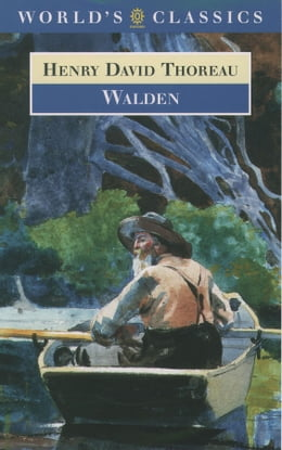 Book Walden by Henry David Thoreau