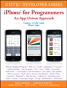 iPhone for Programmers: An App-Driven Approach by Harvey M. Deitel