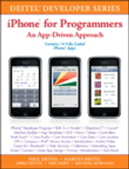 Book iPhone for Programmers: An App-Driven Approach by Harvey M. Deitel