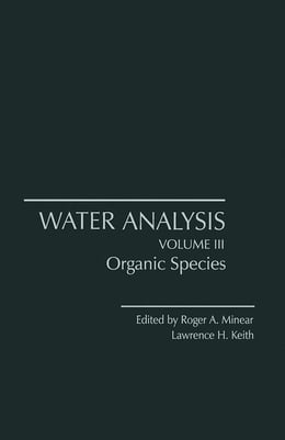 Book Inorganic Species, Part 3 by Minear, Roger