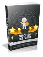 Coaching The Coach by Anonymous