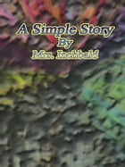 A Simple Story by Mrs. Inchbald