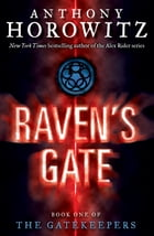 The Gatekeepers #1: Raven's Gate Cover Image