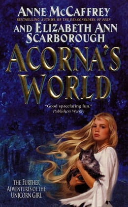 Book Acorna's World by Anne Mccaffrey