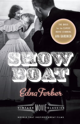 Book Show Boat by Edna Ferber