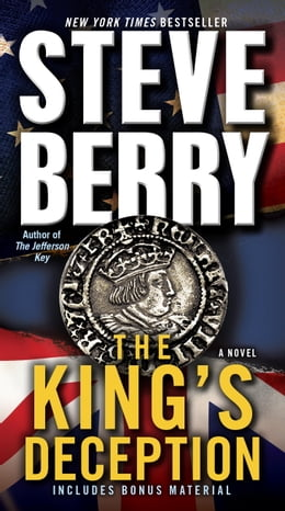 Book The King's Deception (with bonus novella The Tudor Plot): A Novel by Steve Berry