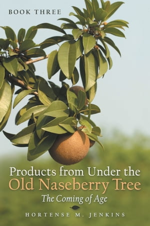 Book Three Products from Under the Old Naseberry Tree: The Coming of Age