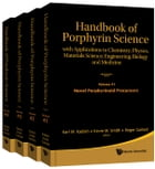 Handbook of Porphyrin Science (41 – 44): With Applications to Chemistry, Physics, Materials Science…