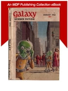 Galaxy Science Fiction August 1952 by MDP Publishing