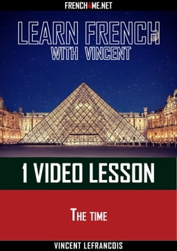 Learn French - 1 video lesson at a time - How to complete and adjective = With a preposition and a noun or an infinitif