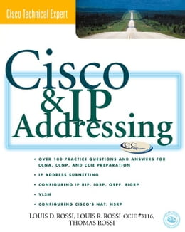 Book Cisco & IP Addressing CCIEPrep.com by Rossi, Louis