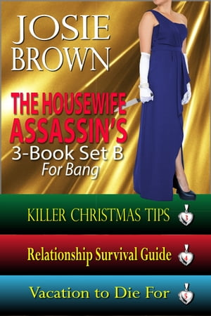 The Housewife Assassin's Killer 3-Book Set B for Bang