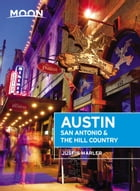 Moon Austin, San Antonio & the Hill Country by Justin Marler