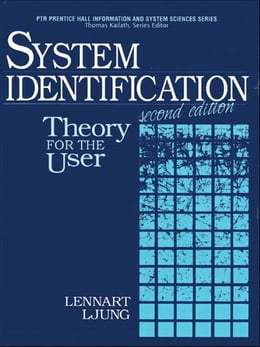Book System Identification: Theory for the User by Lennart Ljung