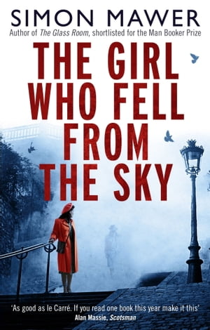 The Girl Who Fell From The Sky by Simon Mawer