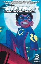 STAN LEE'S CHAKRA THE INVINCIBLE #9 by Lee Stan