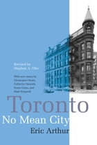 Toronto, No Mean City