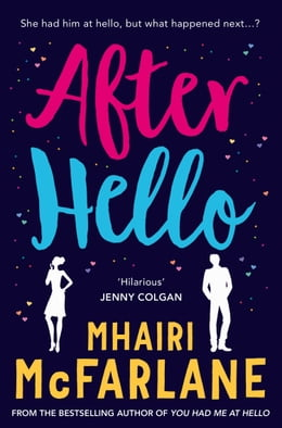 Book After Hello by Mhairi McFarlane