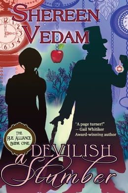 Book A Devilish Slumber by Shereen Vedam