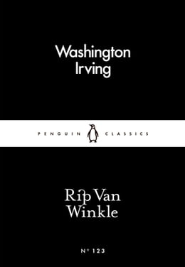 Book Rip Van Winkle by Washington Irving