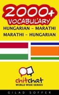 2000+ Vocabulary Hungarian - Marathi