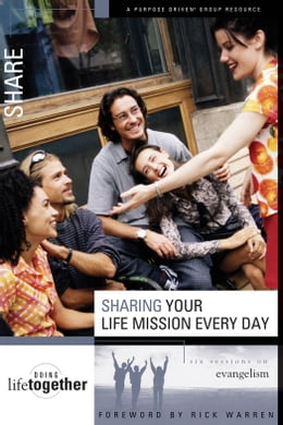 Book Sharing Your Life Mission Every Day by Various Authors