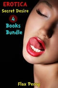 Erotica Secret Desire 4 Books Bundle