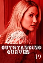 Outstanding Curves Volume 19 - A sexy photo book by Miranda Frost