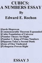 Cubics: A Numbers Essay by Edward E. Rochon