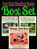 HORSES: Beautiful Horse Nature Book: Hilarious Memes For Kids & All Horse Kid Pictures Photos Book - Weird & Funny Stuff To Learn About Amazing Horses + FROGS + DOG JERKS 175ef806-a0ee-466c-9191-64e46b1aa58e