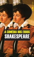A comédia dos erros by William Shakespeare