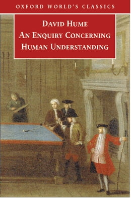 Book An Enquiry concerning Human Understanding by David Hume