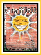 Just Graffiti Photos! Big Book of Photographs & Pictures of Graffiti Street Art, Vol. 1 by Big Book of Photos