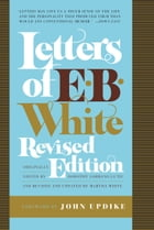 Letters of E. B. White, Revised Edition Cover Image