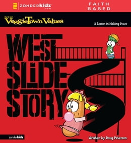 Book West Slide Story: A Lesson in Making Peace by Doug Peterson
