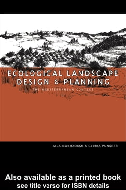 Book Ecological Landscape Design and Planning by Makhzoumi, Jala