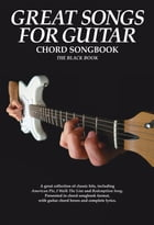 Great Songs For Guitar: The Black Book by Wise Publications
