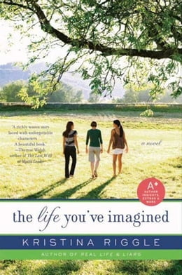 Book The Life You've Imagined: A Novel by Kristina Riggle
