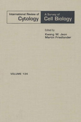 Book INTERNATIONAL REVIEW OF CYTOLOGY V134 by Jeon, K.W.