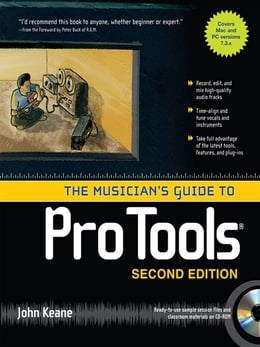 Book The Musician's Guide to Pro Tools by John Keane