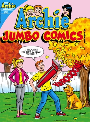 Archie Double Digest #293 by Archie Superstars