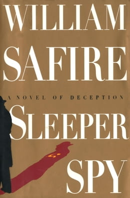 Book Sleeper Spy by William Safire
