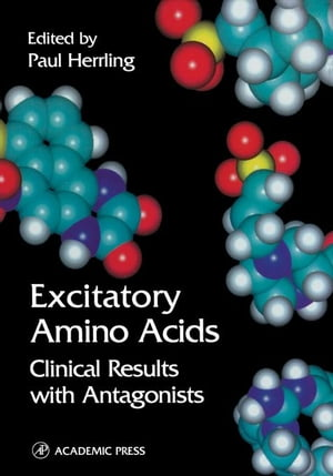 Excitatory Amino Acids: Clinical Results with Antagonists